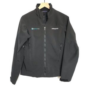 Patagonia Adze Soft Shell Jacket Womens Logo